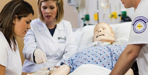 nursing simulation lab