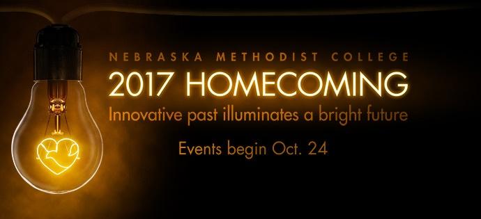 The Nebraska Methodist College 2017 Homecoming events start on Oct. 24.