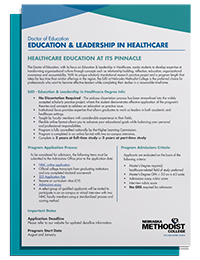 Doctor of Education Degree Guide