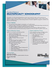 Multispecialty Sonography Degree Guide