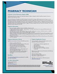 Pharmacy Technician Certificate Guide