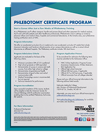 Phlebotomy Certificate Guide