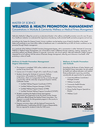 Wellness & Health Promotion Management Degree Guide